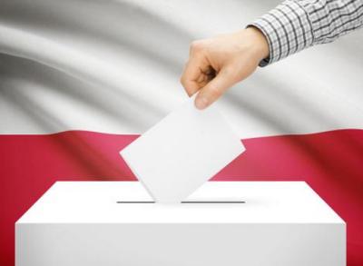 głosowanie wyborcy