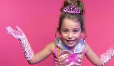 little princess - kostium