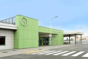 ekologiczny dworzec nasielsk