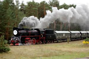 lokomotywa parowa