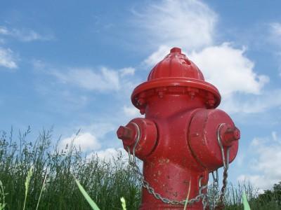 hydrant przeciwpożarowy