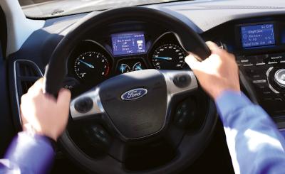 wspomaganie kierownicy Ford