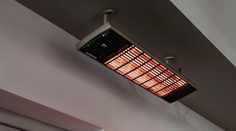 Promienniki firmy heatscope
