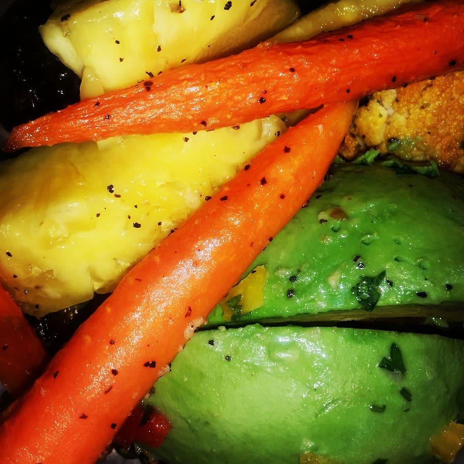 warzywa dieta niskosodowa