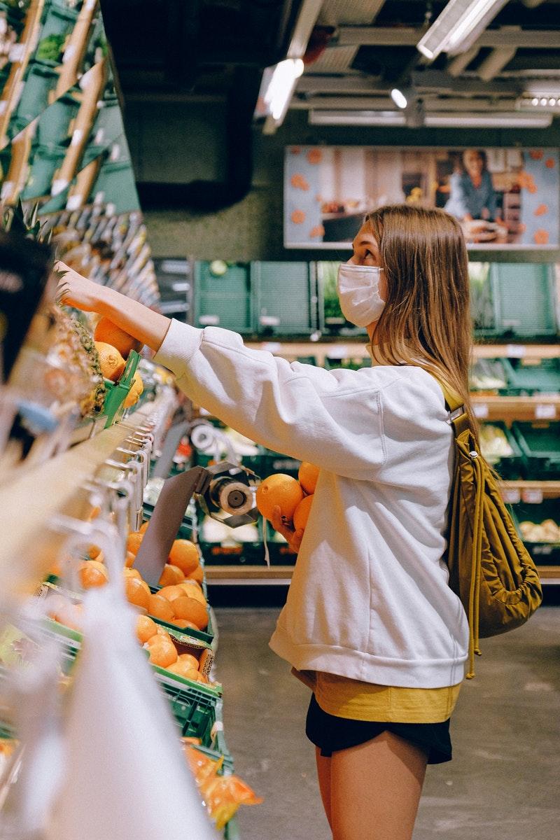 zakupy i dieta a koronawirus